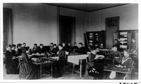 Sewing class 1898